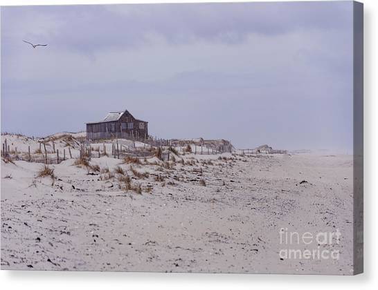Judge's Shack Canvas Print