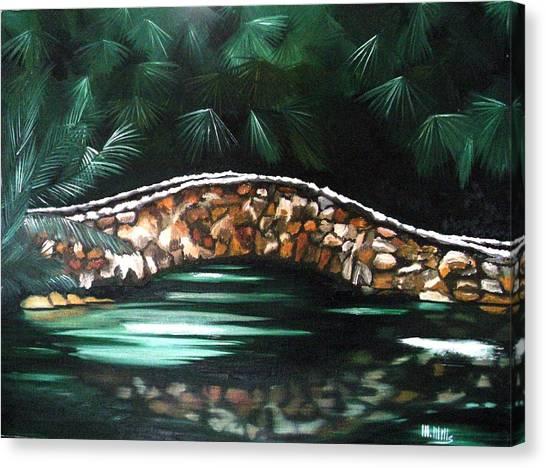 Judy Canvas Print