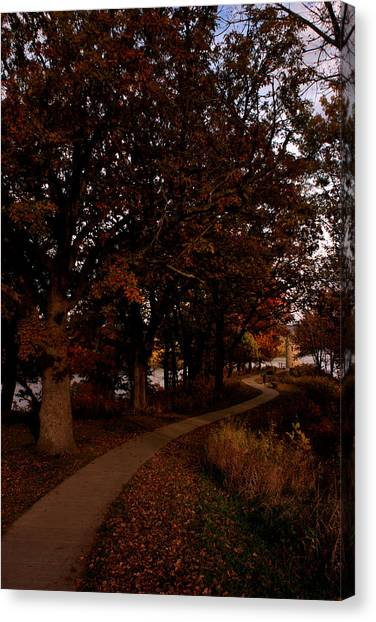 Julien Dubuque Monument Canvas Print
