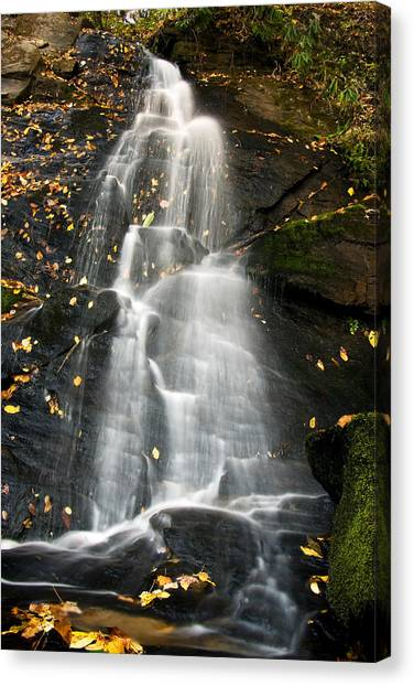 Juney Whank Falls Canvas Print