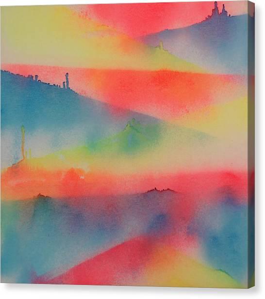 Jupiter's Window Canvas Print