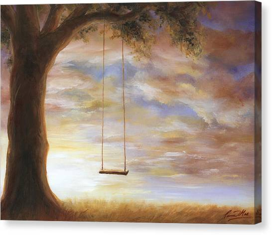 Prophetic Art Canvas Print - Just For You by Pennie Strople