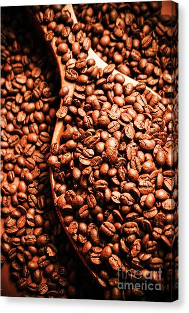 Caffeine Canvas Print - Just One Scoop At The Coffee Brew House  by Jorgo Photography - Wall Art Gallery