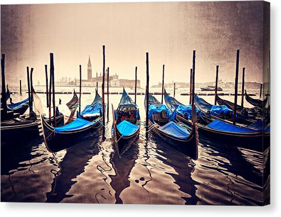 Just Sail Canvas Print