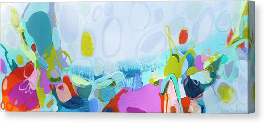 Canvas Print - Just Sing by Claire Desjardins