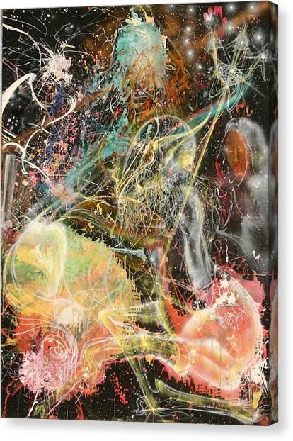 Kabbalah 2 Canvas Print