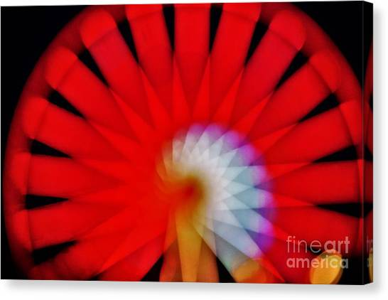 Kaleidoscope6 Canvas Print