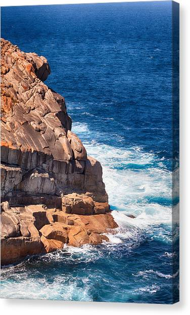 Pennington Bay Canvas Print - Kangaroo Island by Anne Christie