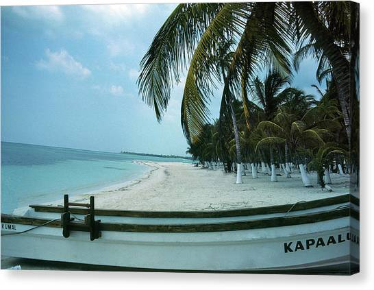 Kapallo Canvas Print