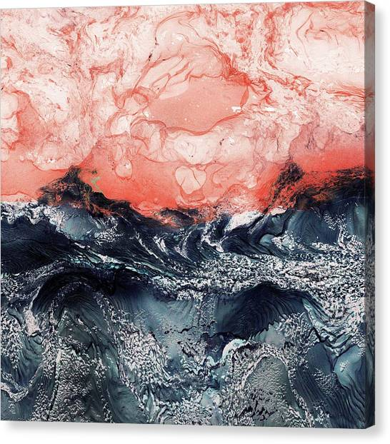 Katrina Canvas Print by Paul Tokarski