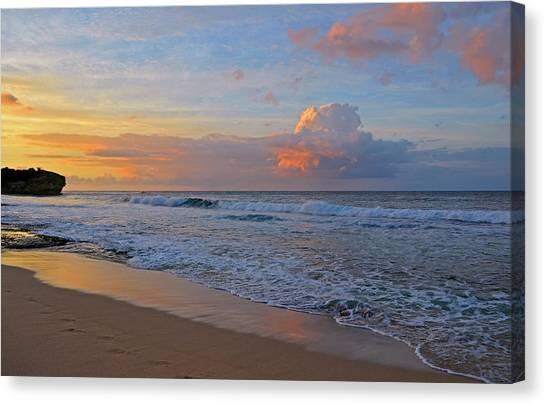 Kauai Morning Light Canvas Print
