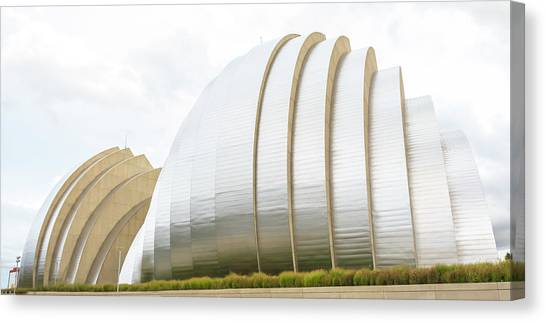 Kauffman Center Performing Arts Canvas Print