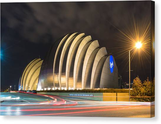 Kauffman Royal Canvas Print