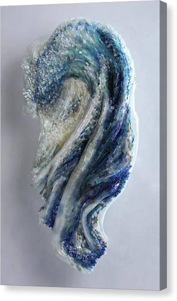 Dimensional Canvas Print - Kaynak by Mia Tavonatti