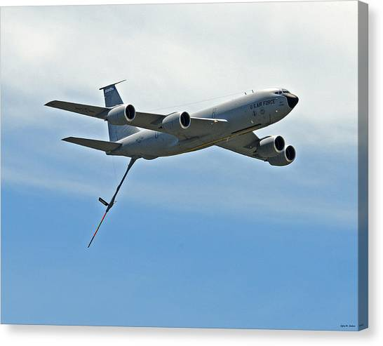 Kc-135 Canvas Print
