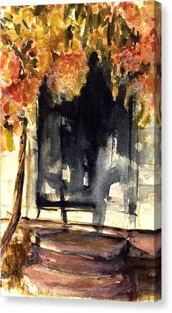 Keeler Hydrangea  Canvas Print by David  Llanos