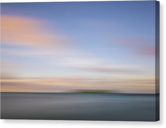 Lavendar Canvas Print - Keep Moving Around X by Jon Glaser