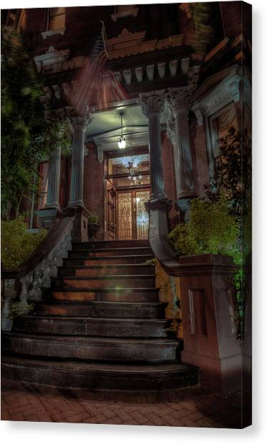 Kehoe House Canvas Print