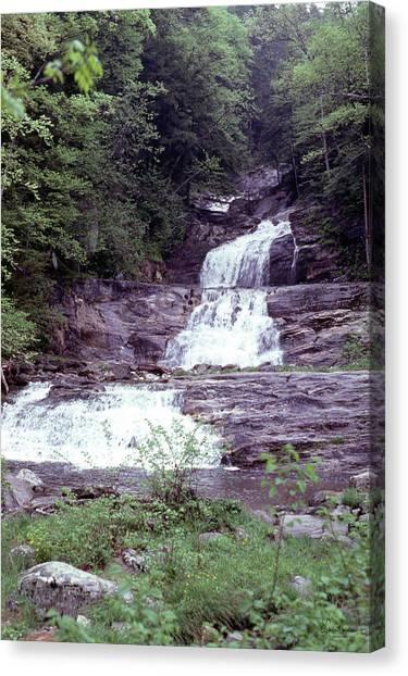 Kent Falls 1 Canvas Print