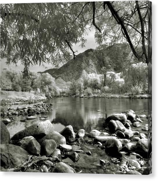 Kern River Park Canvas Print
