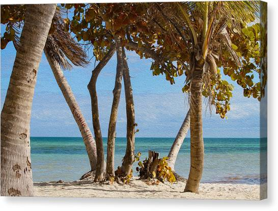 Key West Afternoon Canvas Print