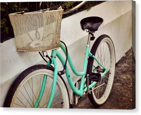 Keycycle Canvas Print by JAMART Photography