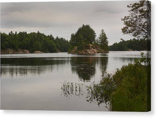 Killarney-carlyle Lake Canvas Print