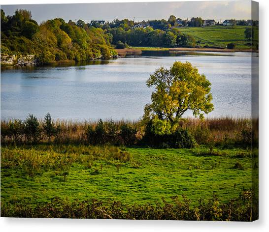 Killone Lake In County Clare, Ireland Canvas Print