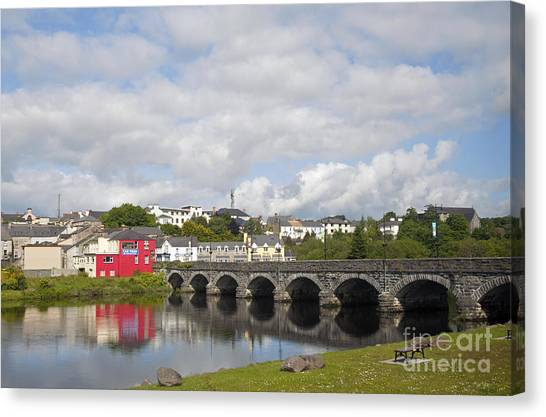 Killorglin Bridge Canvas Print