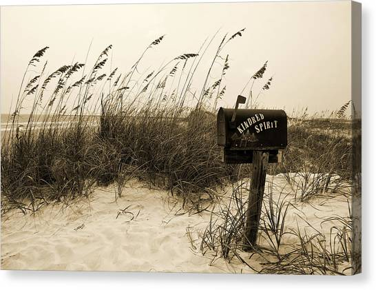 Kindred Spirit Canvas Print by William Haney