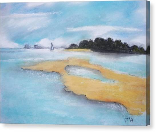 King Island Canvas Print
