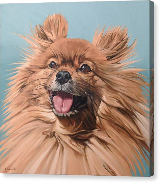 King Louie Canvas Print