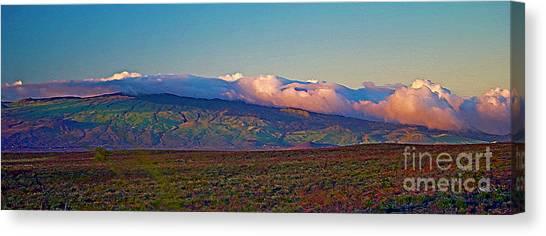 Kohala Mountains - Big Island Canvas Print