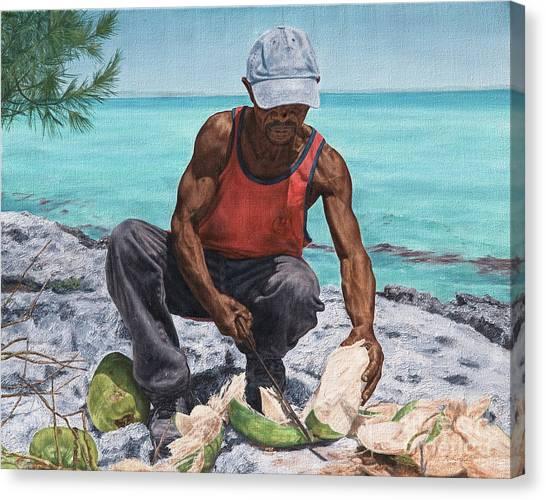 Kokoye I Canvas Print