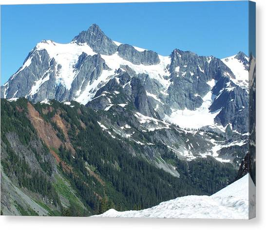 Kulshan Ridge 2 Canvas Print