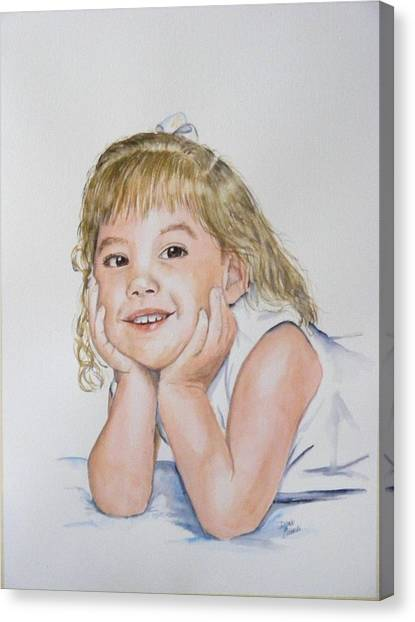 Kylie Newkirk Canvas Print