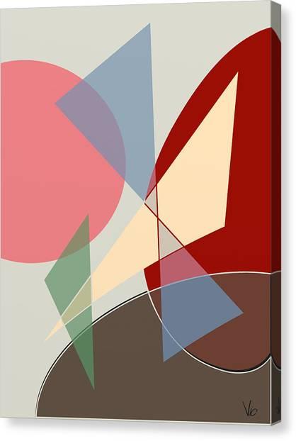 L Canvas Print