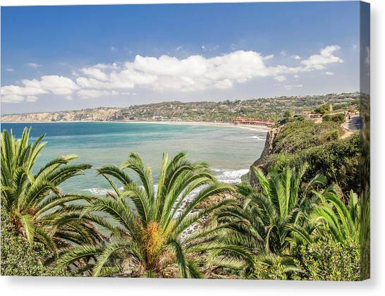 La Jolla Views Canvas Print