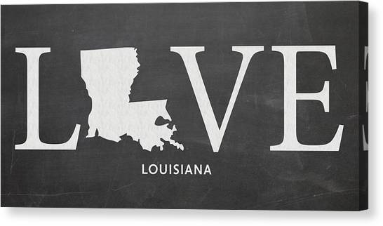 Sun Belt Canvas Print - La Love by Nancy Ingersoll