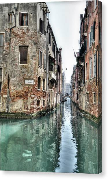 La Veste Venice Canvas Print
