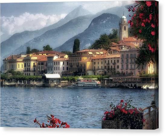 La Vita E Bella Canvas Print
