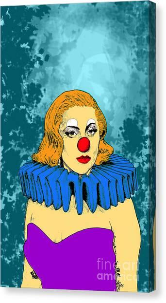 Lady Gaga 1 Canvas Print
