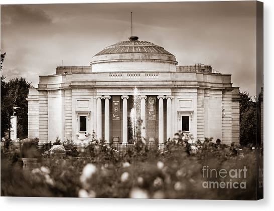 Lady Lever Art Gallery Canvas Print
