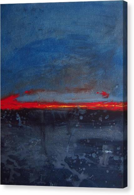 Lag Canvas Print