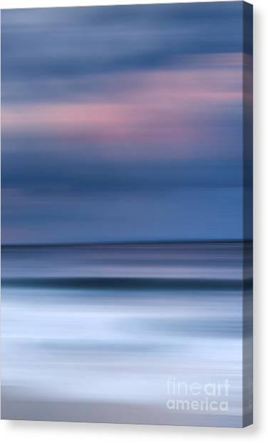 Laguna Hues - 3 Of 3 Canvas Print