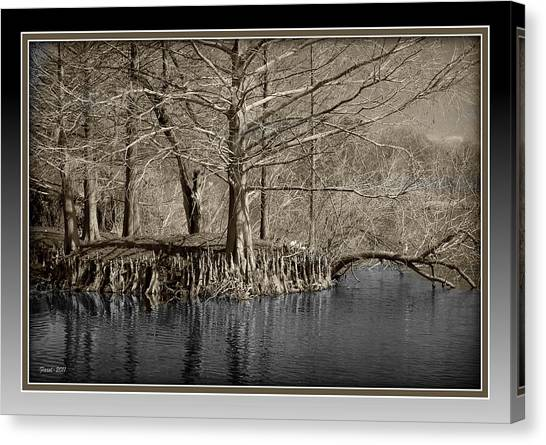 Lake Alice Canvas Print