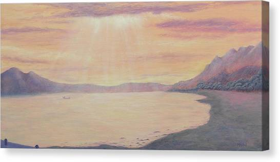 Lake Chapala Canvas Print