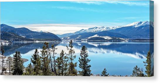 Lake Dillon Colorado Canvas Print