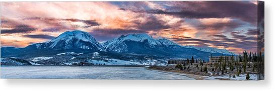 Lake Dillon Canvas Print