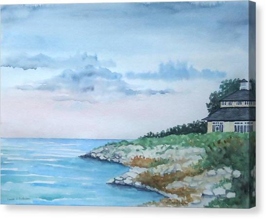 Lake Erie Canvas Print